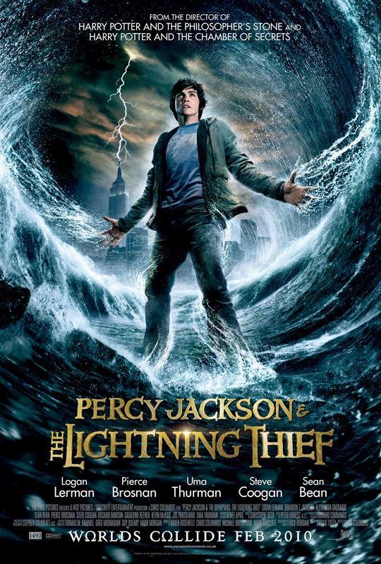 Percy Jackson y los dioses del Olimpo: El ladr