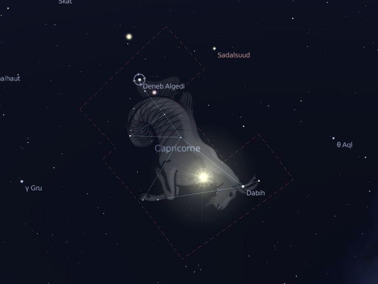 constelacion de capricornio