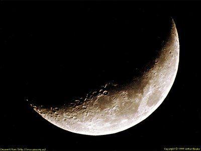 Luna en Cuarto Menguante y sus efectos. - Moonmentum
