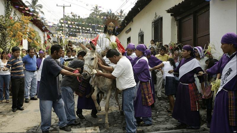 Domingo de Ramos - El Salvador