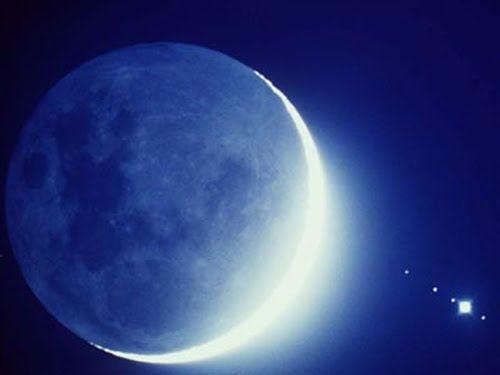 Luna en Cuarto Creciente y sus efectos. | Moonmentum