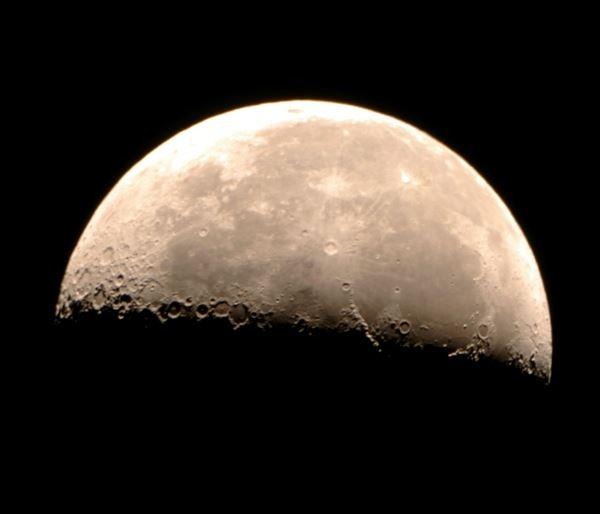 Luna En Cuarto Menguante | La Luna Prosigue Lentamente Su Camino Moonmentum