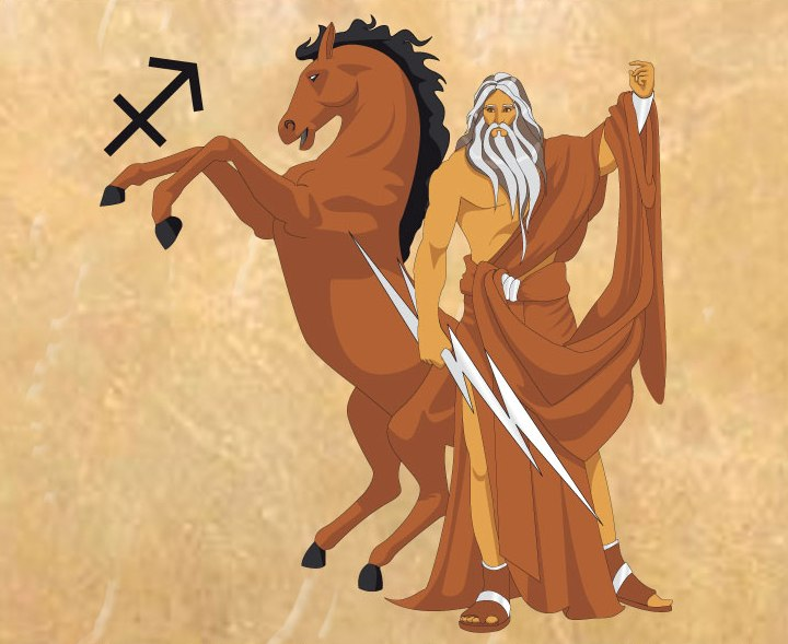 Zeus-Sagitario