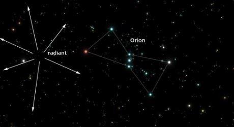 Orionidas