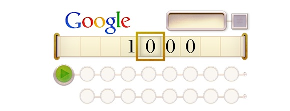 Google Doodle A Turing 2