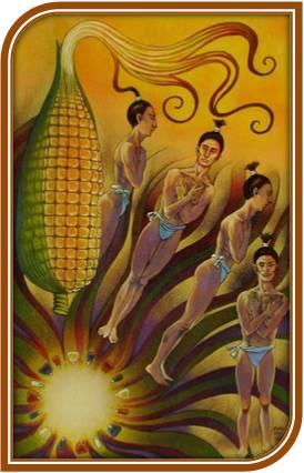 Calendario Maya - Cocinando