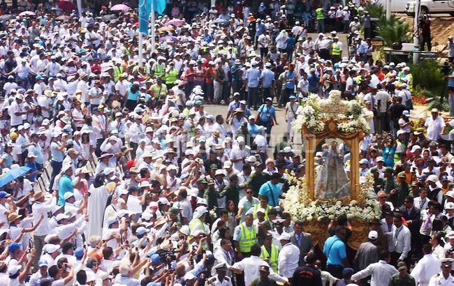 La Virgen del Valle en Margarita