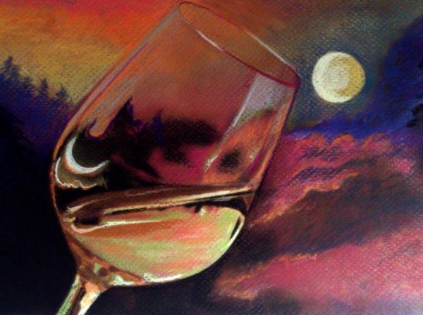 Luna llena brindis