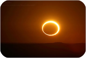 Eclipse de Sol 03 de Noviembre