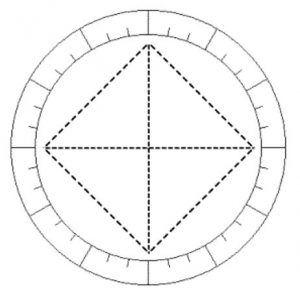 cruz cosmica